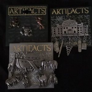 artifacts trading